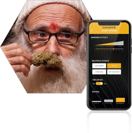 Swami Chaitanya and mobile