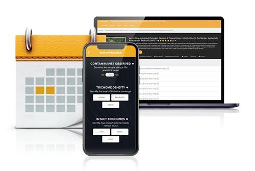 Mobile and desktop app